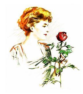 Roses women
